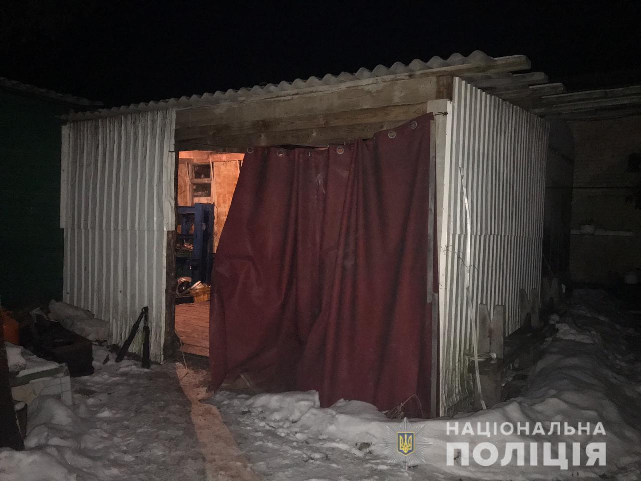 На Киевщине родной брат пытался убить свою 12-летнюю сестренку