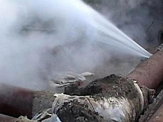 Часть Соломенского района на сутки осталась без тепла и воды