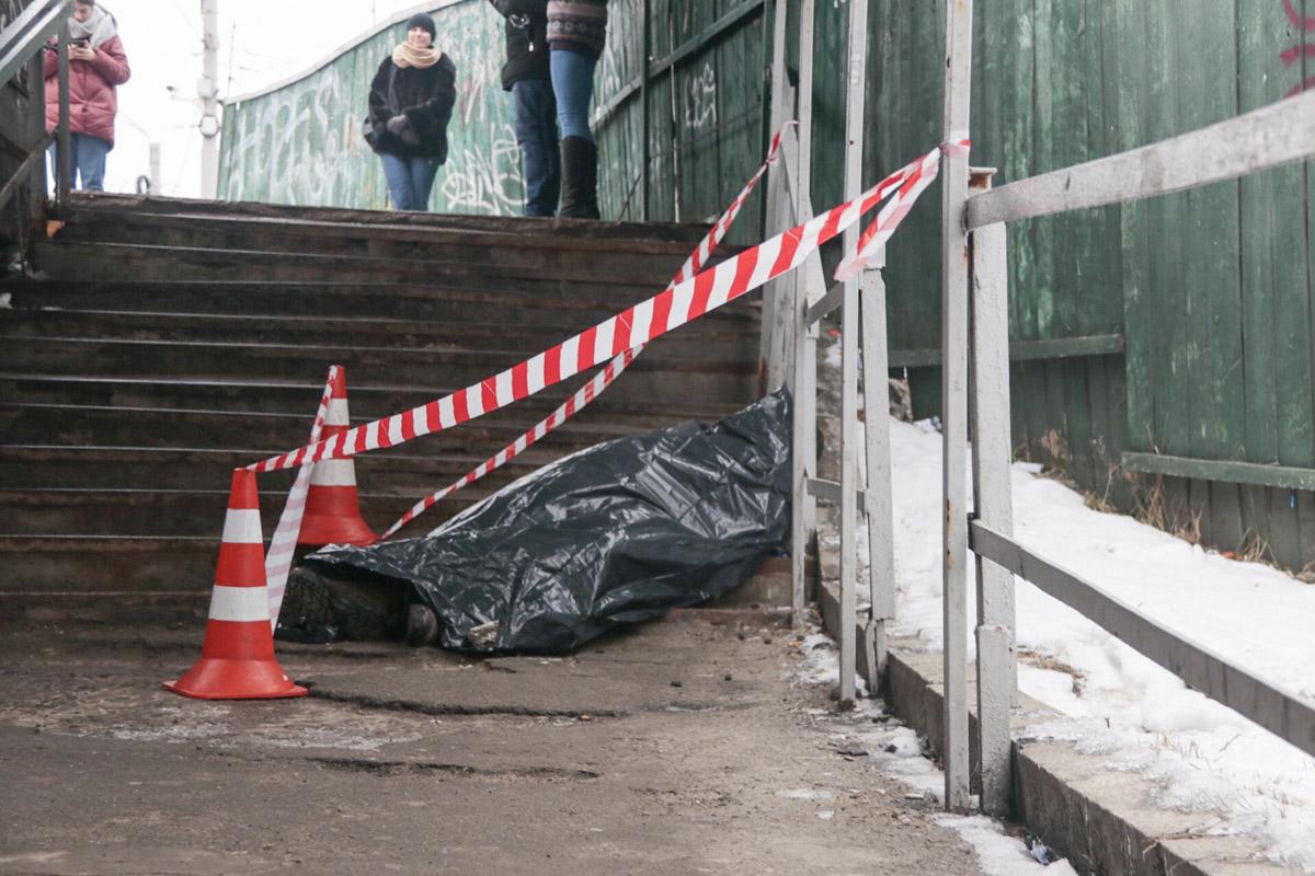 В Киеве трагически погиб воин АТО