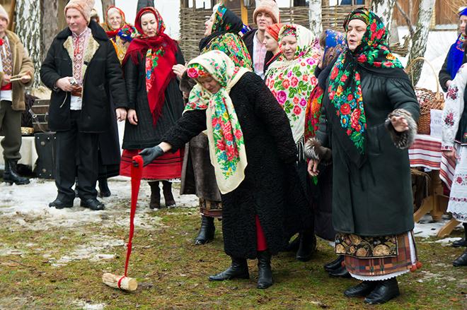 Киевская Масленица: где всё по-настоящему?