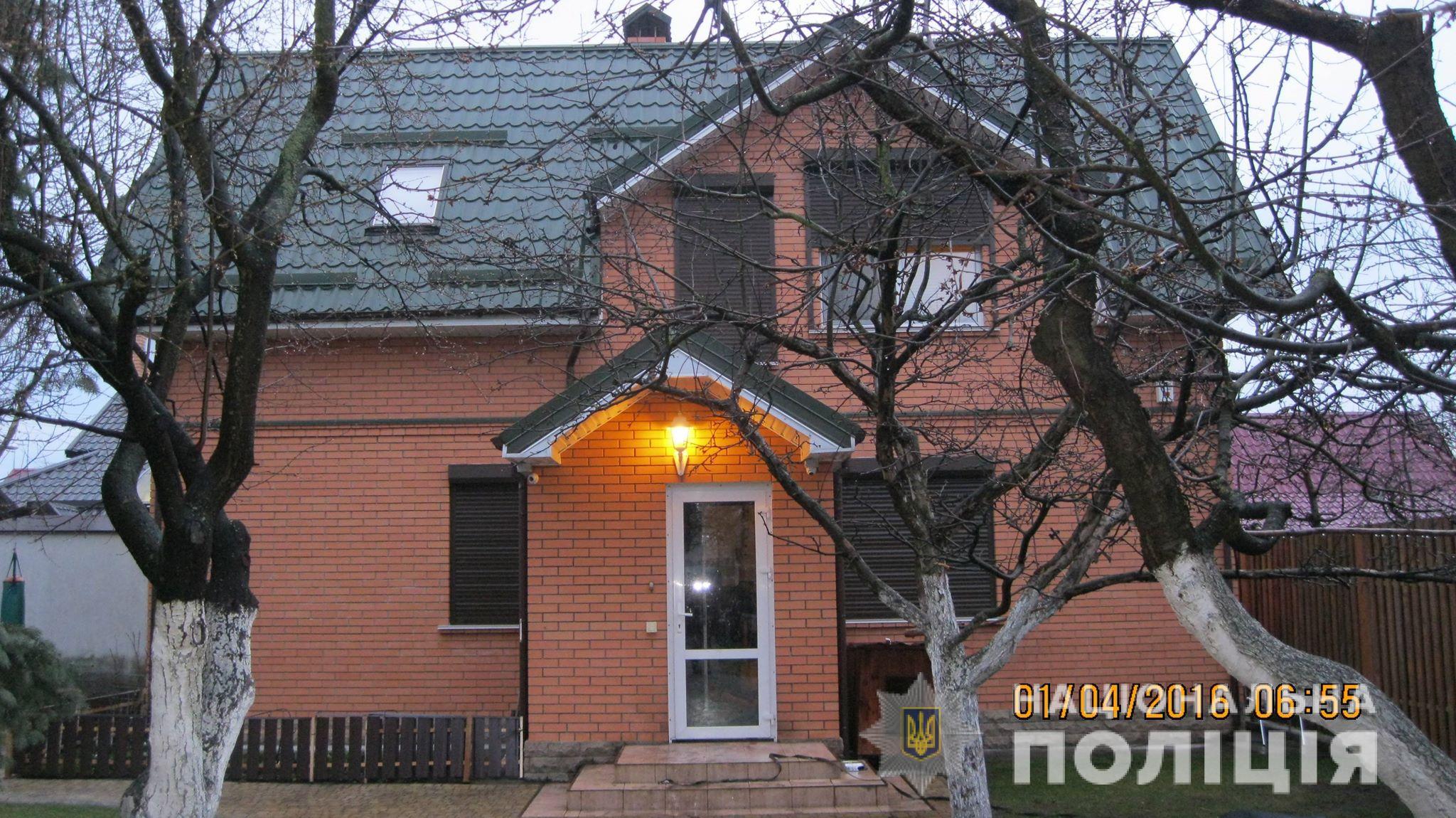 На Киевщине задержали страшного человека: убийцу и похитителя людей