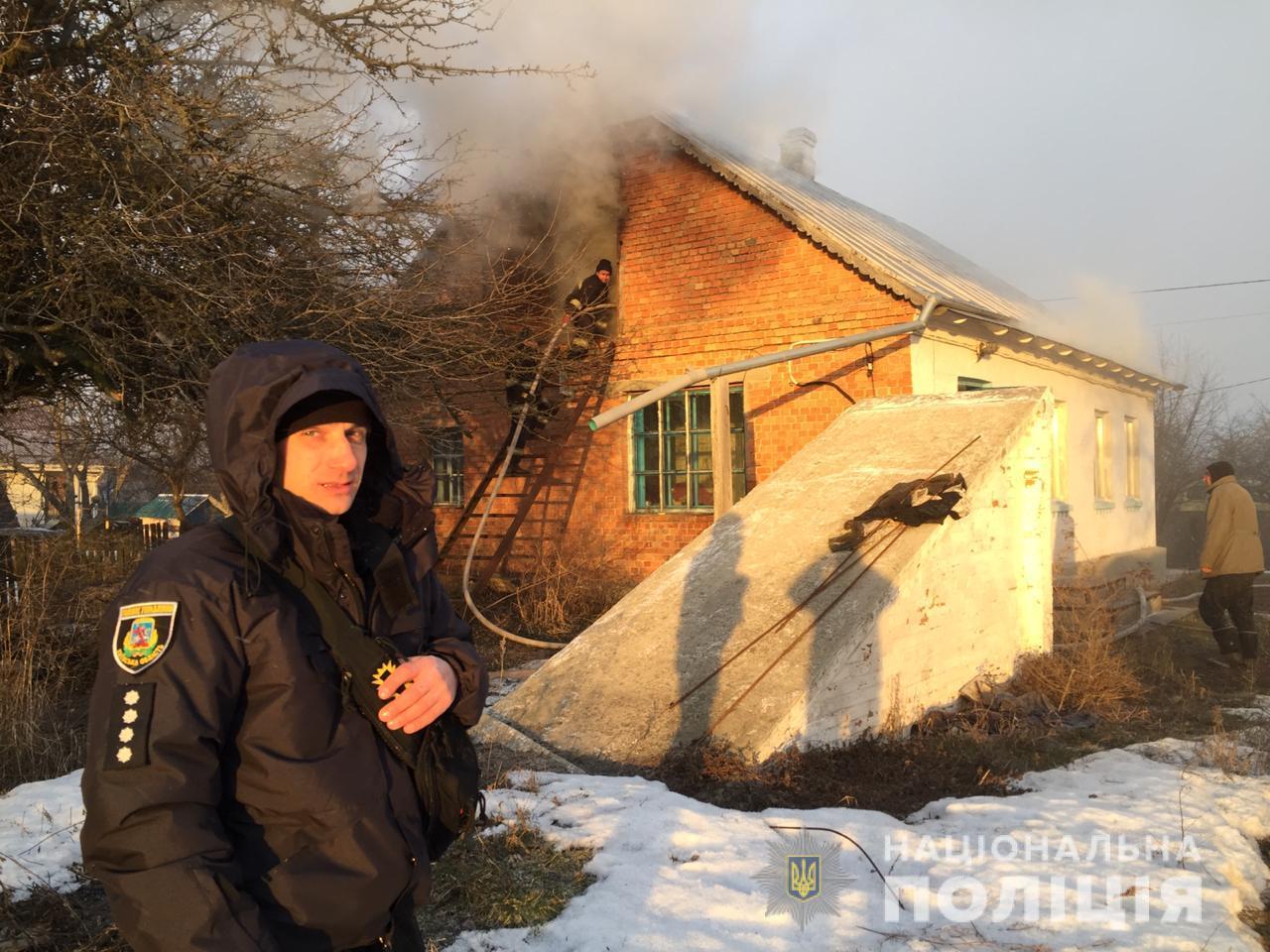 На Киевщине взрывотехники спасли мужчине жизнь