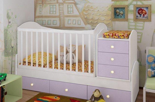 7 основных моментов при выборе детской кроватки