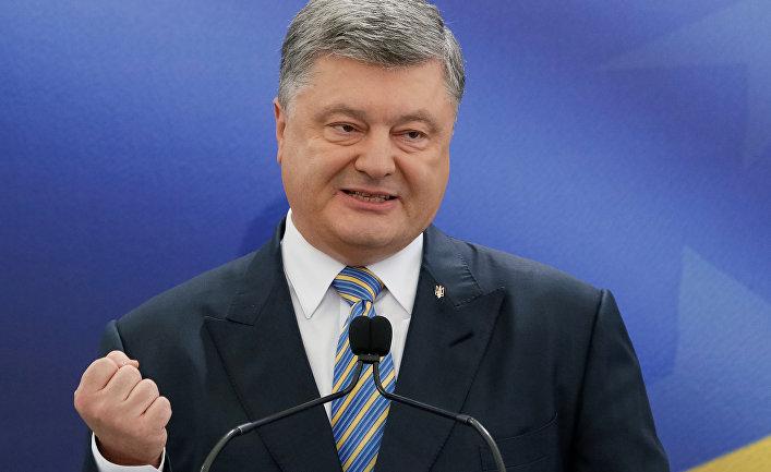 Блогер: скандал в оборонке планировался для вброса перед выборами, чтобы ударить по Порошенко