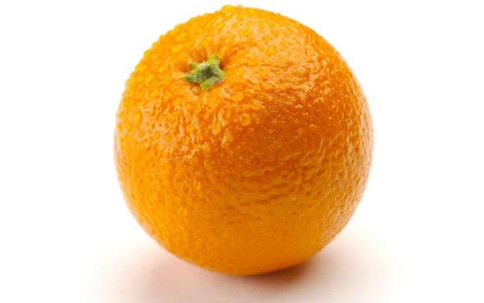 В Киеве апельсин травмировал 6-летнего мальчика