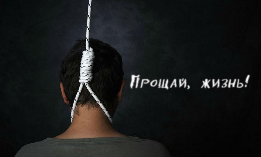 В Киеве мужчина повесился напротив квартиры своей жены