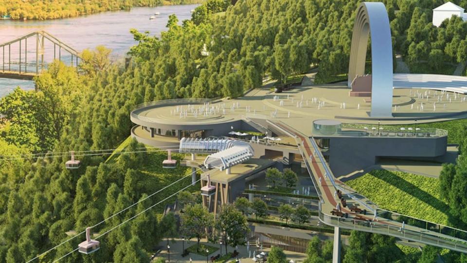 Кличко назвал дату, когда в Киеве построят новый мост