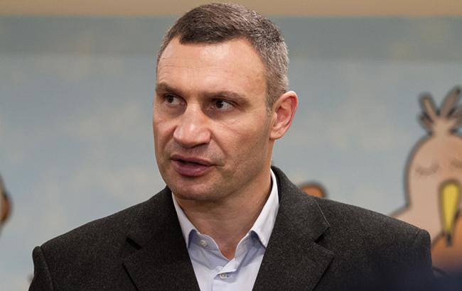 Кличко встретился с инициативной группой активистов по проверке законности застроек в столице