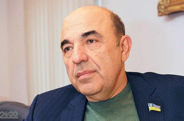Рабинович: Власть на словах любит Украину, а на деле – нещадно ее разграбляет