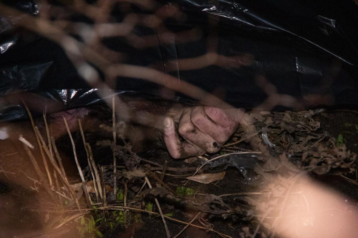 На Виноградаре из окна дома выбросился психически-неуравновешенный мужчина