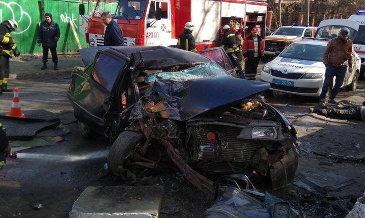 Пьяный водитель сбежал из больницы после смертельного ДТП в Киеве