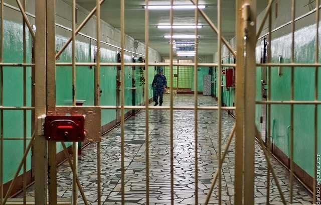 Из Киевского СИЗО переселят задержанных