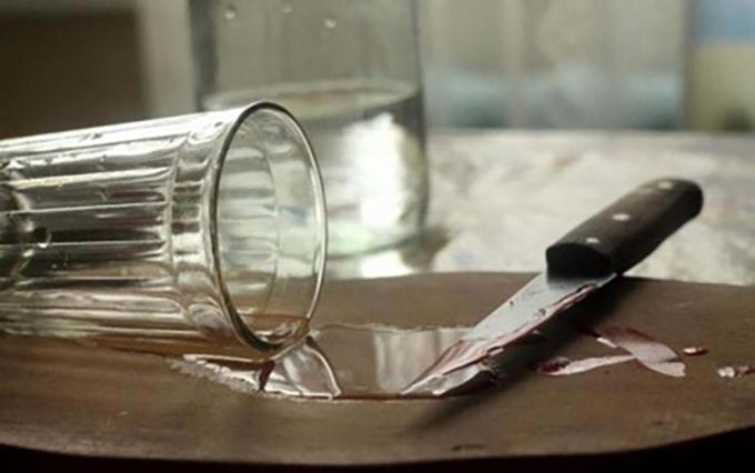 Под Киевом мужчина из ревности устроил кровавую поножовщину