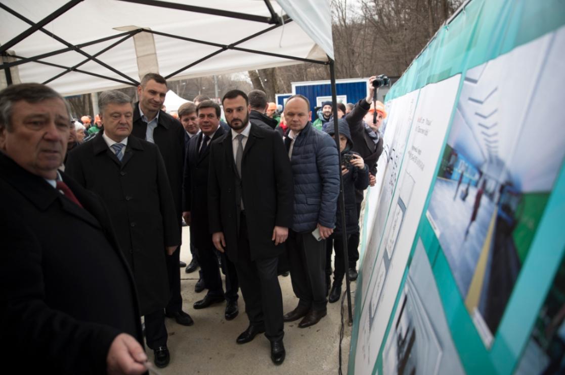 Строительство метро на Виноградарь – это результат реформы децентрализации Порошенко – блогер