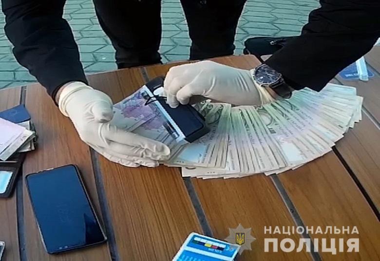 """В Киеве поймали """"черных коммунальных парковщиков"""""""