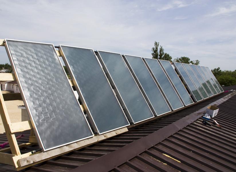 Плоские солнечные коллекторы: преимущества, недостатки, особенности использования