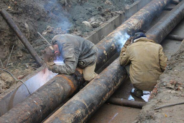 """На Соломенке случилась """"теплоавария"""". Без воды и отопления 58 домов"""