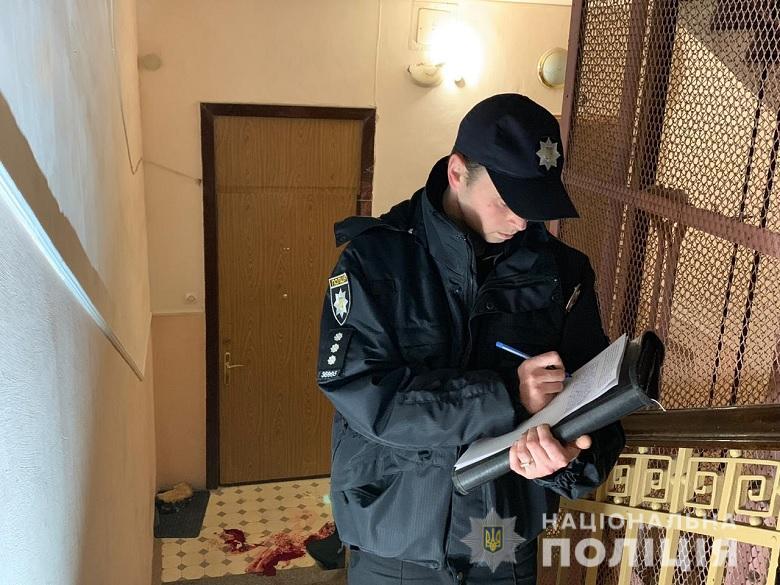 На Печерске застрелили мужчину, который купил квартиру