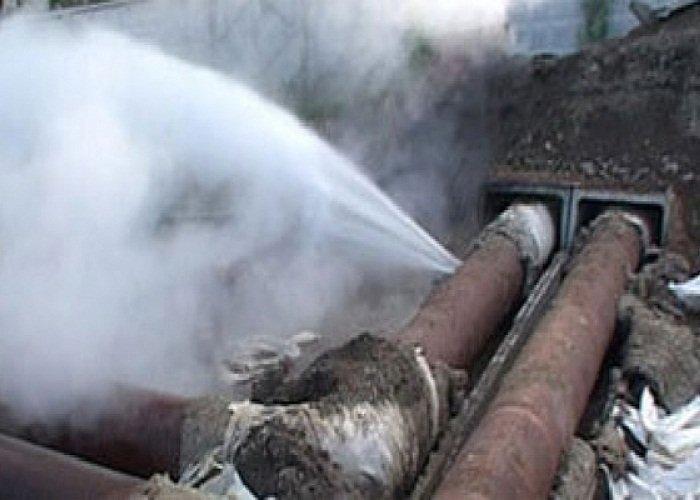 В Киеве проложат теплотрубы с сигнализацией