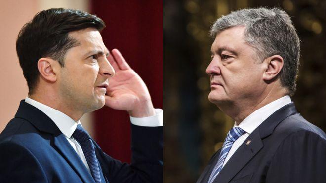 """На НСК """"Олимпийский"""" не поступали заявки на проведение дебатов между Зеленским и Порошенко"""