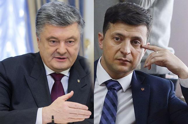 Готов к дебатам на любом поле и при любой погоде - Порошенко ответил Зеленскому