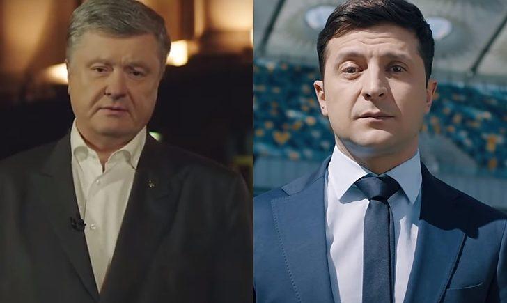 """Порошенко обратился к Зеленскому: """"Будь мужиком, хватит условий - приходи на дебаты"""""""