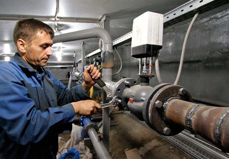 В Киеве начинаются гидравлические испытания теплосетей