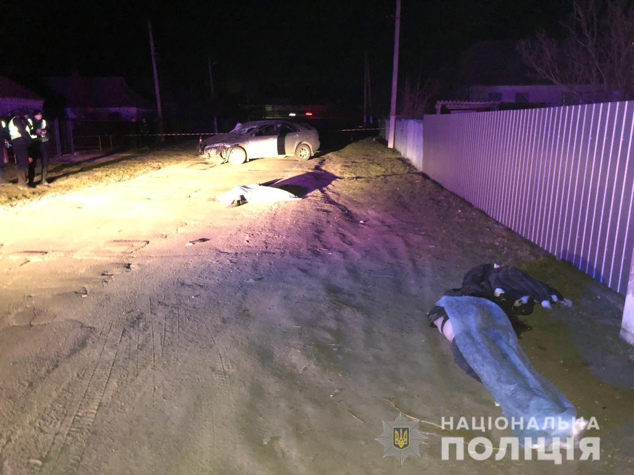19-летнему парню, насмерть сбившего девочек под Киевом, грозит 10-летний тюремный срок