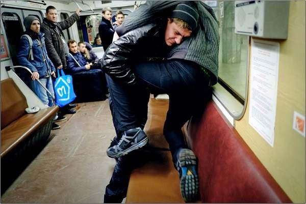 В метро Киева подрались несколько пассажиров