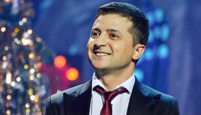 Киевских студентов вербуют против Владимира Зеленского
