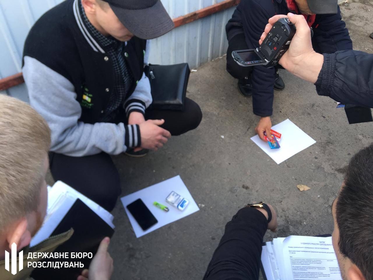 В Киеве военнослужащий продавал наркотики