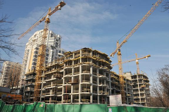 В Киеве строитель погиб ужасной смертью