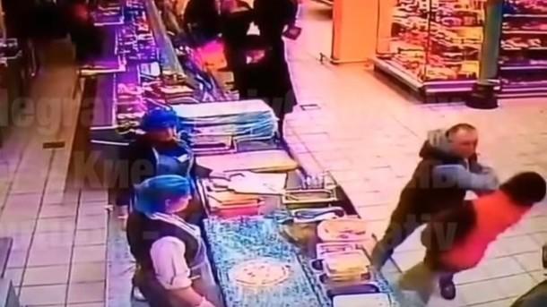В Киеве задержали убийцу из супермаркета