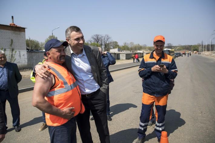 """Кличко анонсировал """"не сладкую жизнь"""" столичным водителям"""