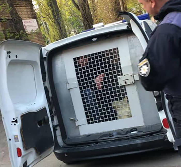 Полиция задержала в Киеве потенциально-опасного убийцу
