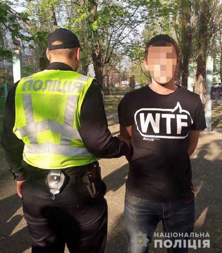 """В Киеве """"тимуровец"""" ограбил 86-летнюю женщину"""