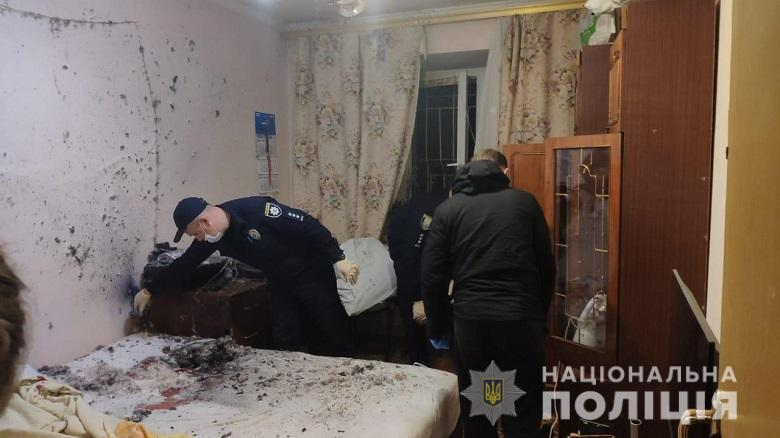 Трагедия на Дарнице: мужчина с женщиной подорвались на гранате
