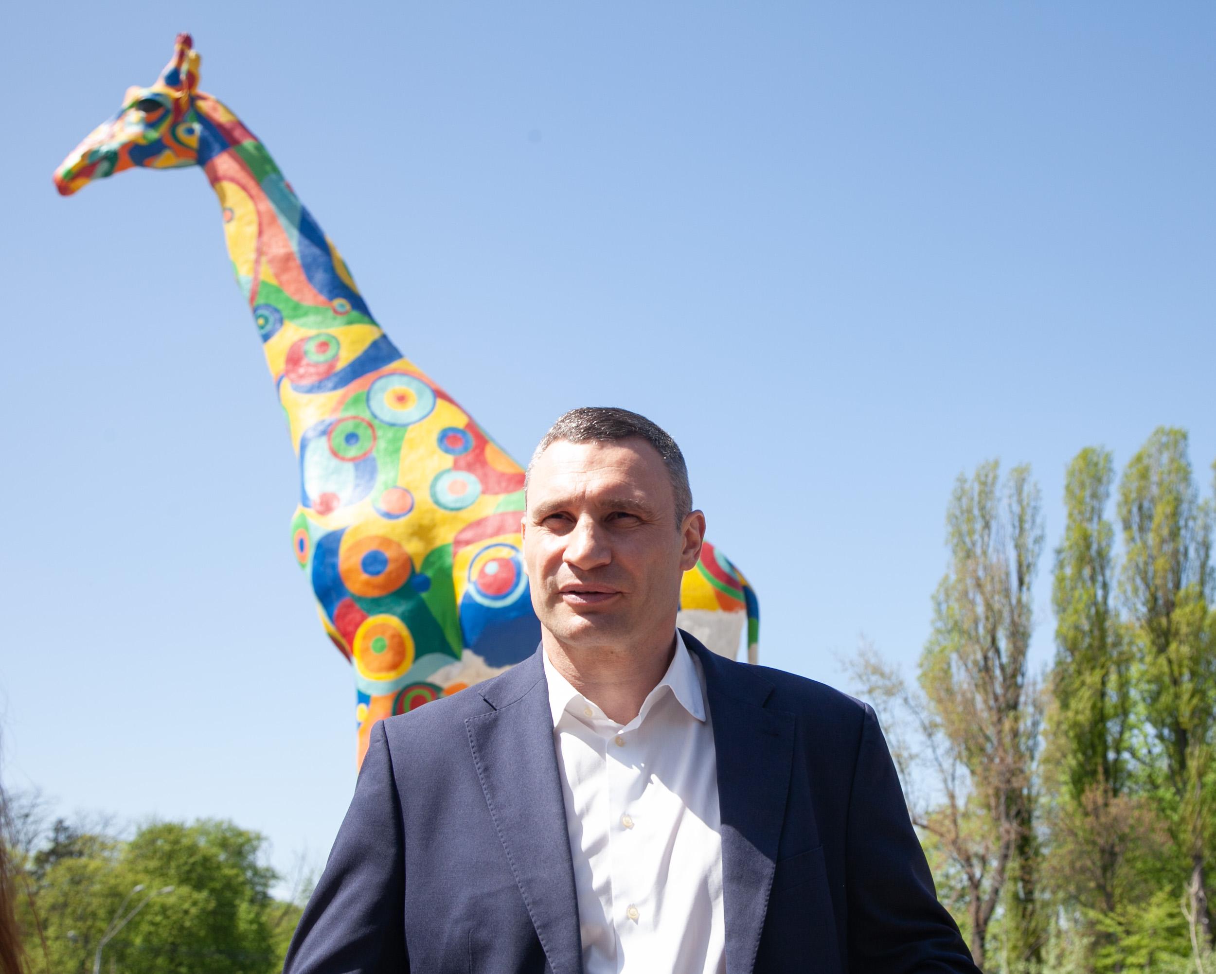 В Киевском зоопарке у зверей не будет клеток - В.Кличко