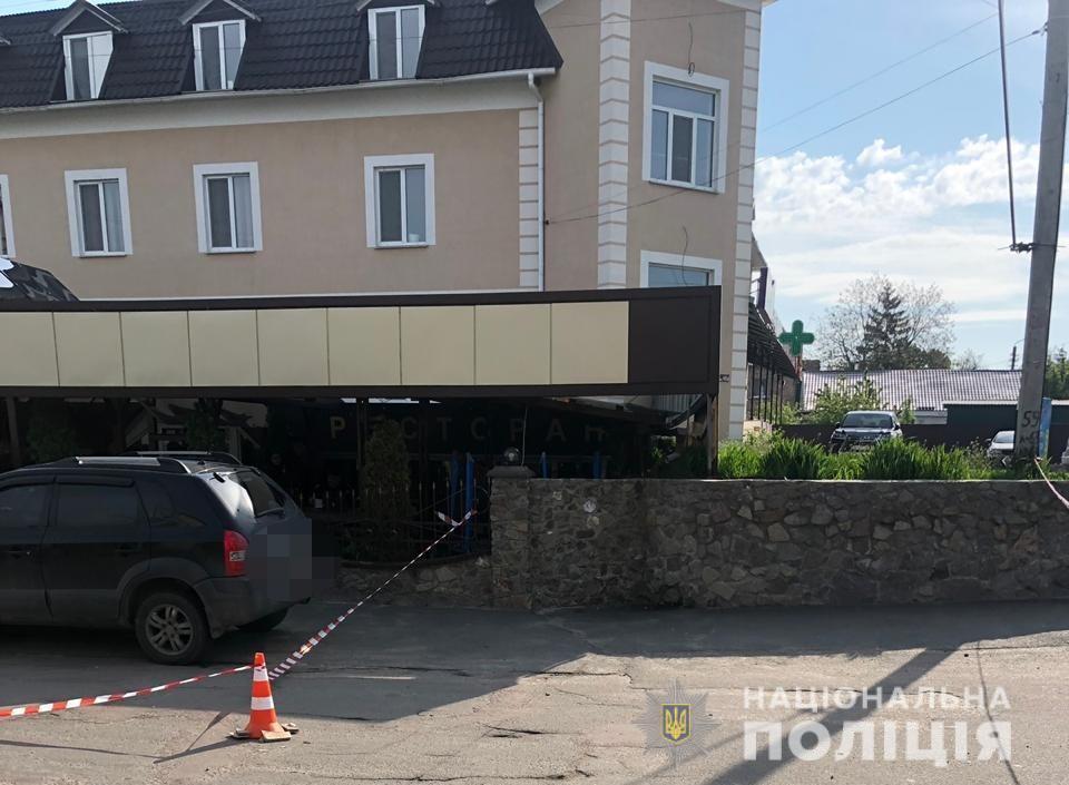 Под Киевом застрелили начальника отделения полиции