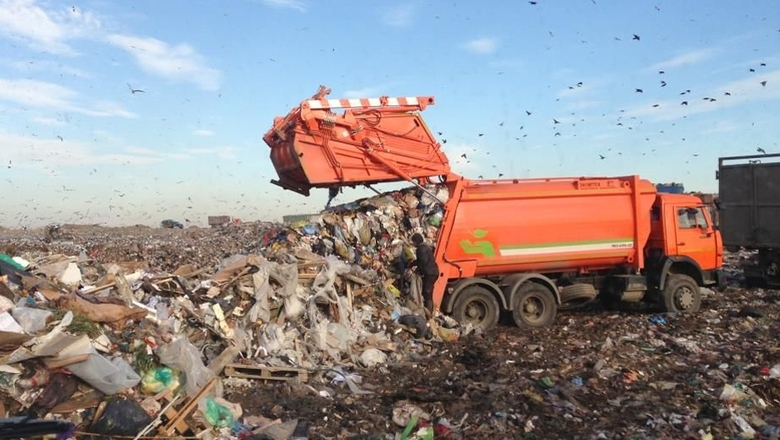 В Киеве подорожал вывоз мусора
