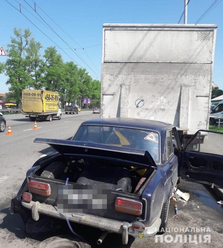 На Кольцевой дороге в Киеве погибли военные лица