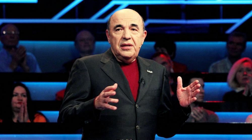 Рабинович сообщил, что предложил Кернесу войти в пятерку лидеров партии