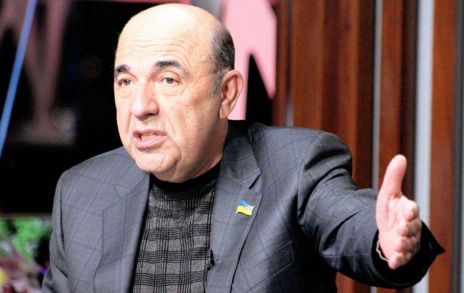 Рабинович: Новый президент должен дать Медведчуку мандат на обмен пленными
