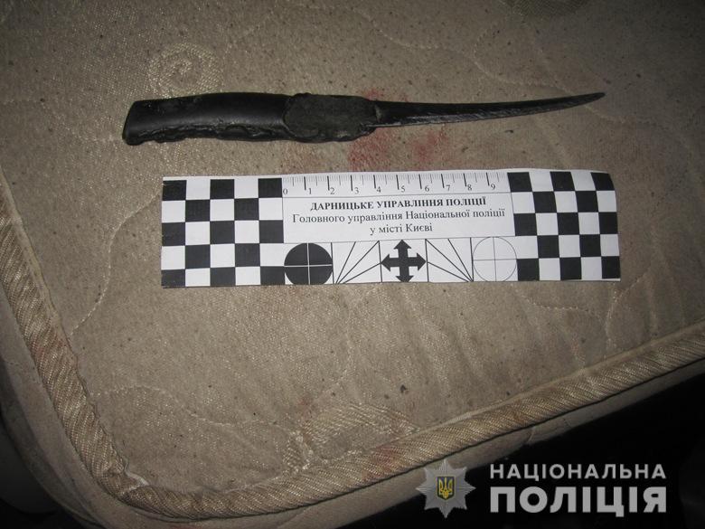В Киеве убили пожилого строителя