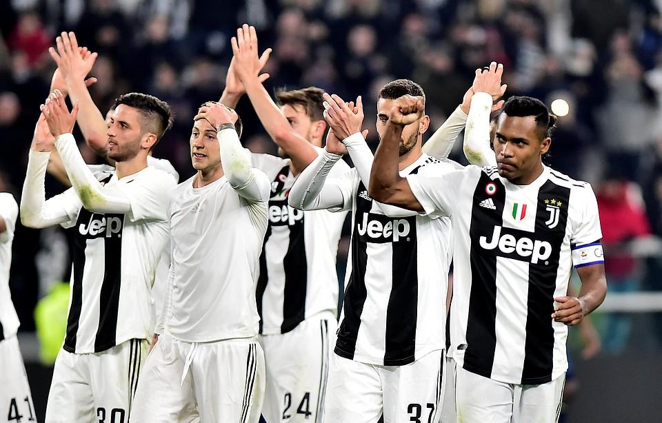 Серия А - Ничейный счет Ювентуса против Торино