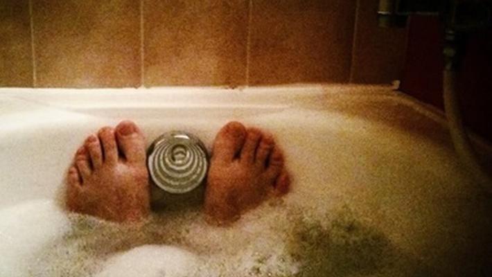Киевские полицейские узнали, кто убил мужчину в ванной комнате