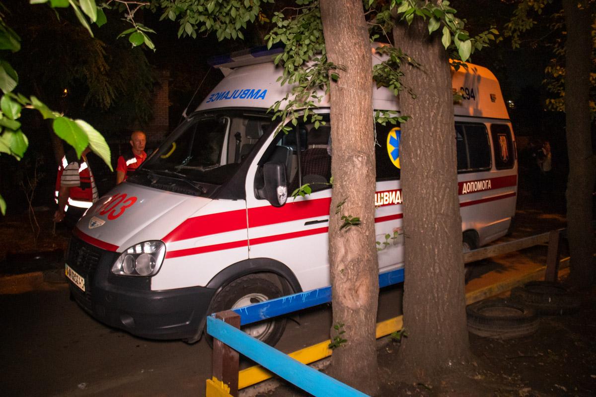 В Киеве мать целую неделю прожила в квартире со своим мертвым сыном
