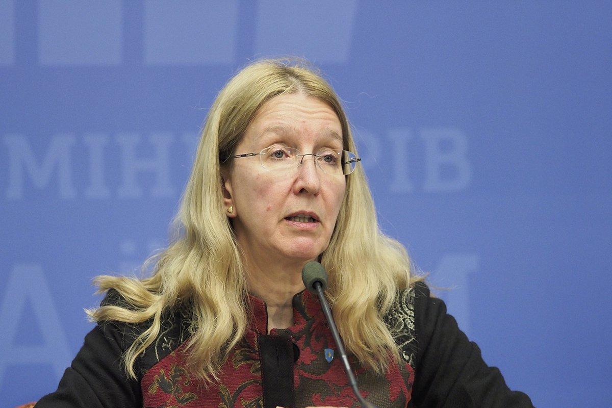 Рабинович: Супрун поддерживают иностранцы, которые не опробовали украинскую медицину на себе