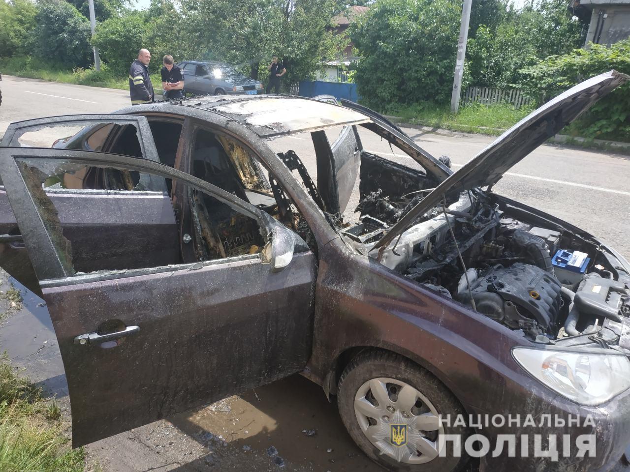 Под Киевом мужчина неудачно рискнул жизнью своего ребенка