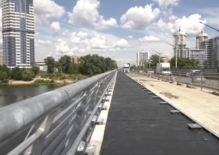 Кличко пообещал починить еще один мост до конца 2019 года